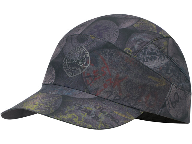 Buff El Camino De Santiago Pack Trek Cap the way graphite